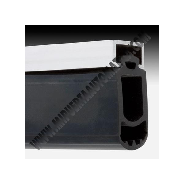 Gomas para puertas perfil aluminio y goma paragolpes for Gomas estanqueidad puertas