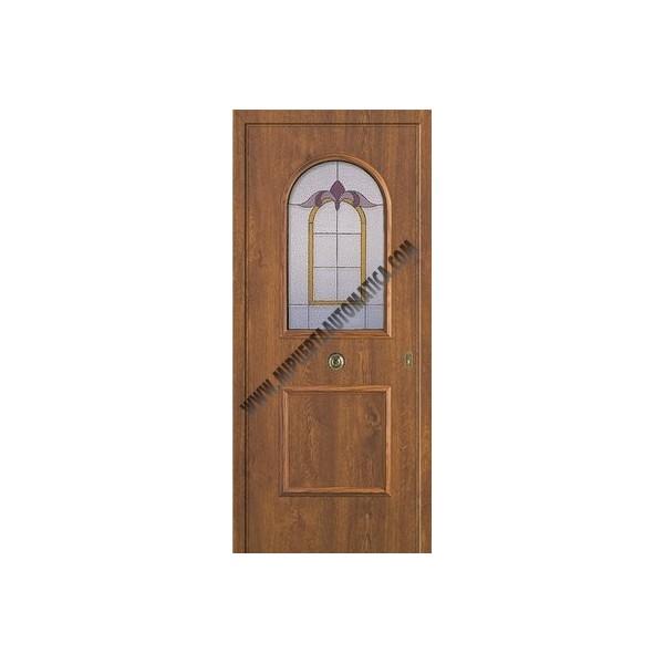 Puertas de entrada precios puerta de entrada moldura for Puerta maciza precio