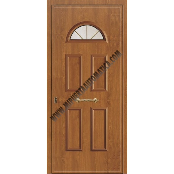 Puerta de calle puerta de entrada para viviendas precio for Precio puerta entrada casa