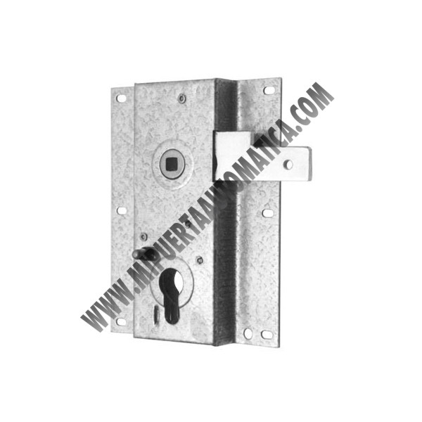 Cerradura muelle con retorno para puertas seccionales ref - Muelle para puertas ...