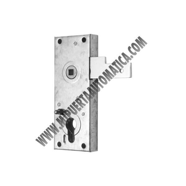 Cerradura muelle con retorno para puertas seccionales 2 - Muelle para puertas ...