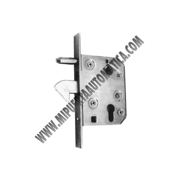 Cerrradura con gancho para puerta corredera ref 700 64 - Accesorios puertas correderas ...