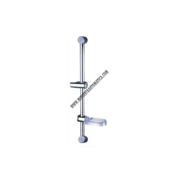 Soporte brazo ducha cromo distintas posiciones jlh for Soporte ducha