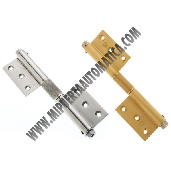 Muelle cierra puertas pernio laton modelo 100 de amig - Muelle para puertas ...