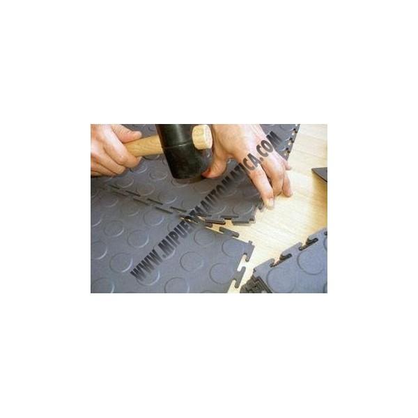 Suelos pavimentos de vinilo pvc machihembrados - Pavimentos de vinilo ...