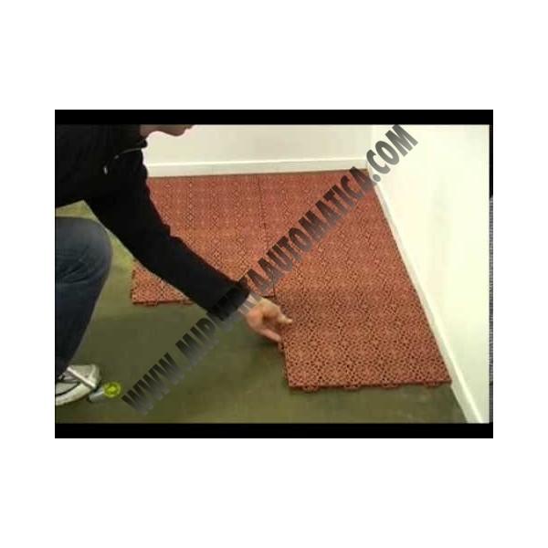 Baldosas o losetas para pavimentos suelos en pvc - Losetas para pared ...