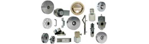 Accesorios fabricación de puertas
