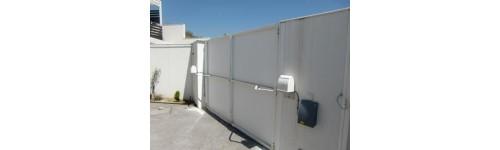 Accesorios fabricación de puertas abatibles
