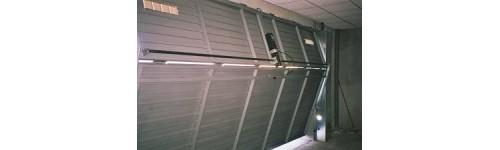 Accesorios fabricación de puertas de contrapesas
