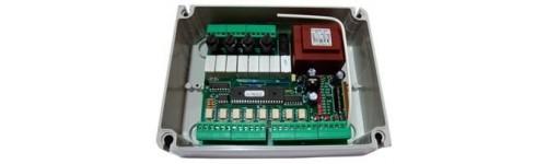 Centrales electrónicas