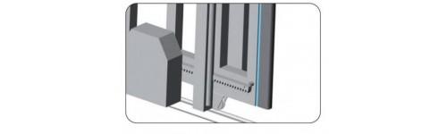 Homologación para puertas correderas