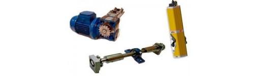 Kit automatismos motores seccionales industriales